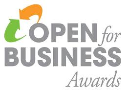 2018 Open for Business Award